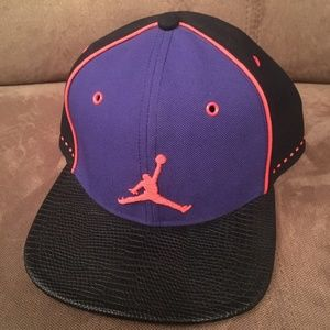 Infrared Jumpman Nike Jordan Hat Men's Sportswear